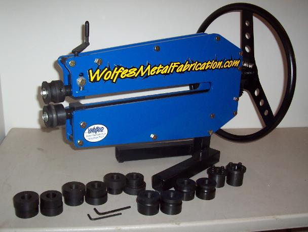 18 1 2 Quot Manual Bead Roller Wolfes Metal Fabrication